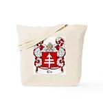 Lis Coat of Arms Tote Bag