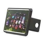 Pedal Cars Rectangular Hitch Cover