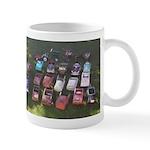 Pedal Cars Mug