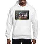 Pedal Cars Hooded Sweatshirt