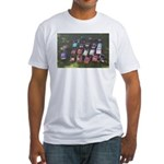 Pedal Cars Fitted T-Shirt