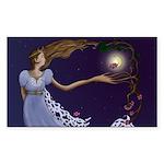 The Princess Sticker (Rectangle)