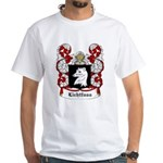 Lichtfuss Coat of Arms White T-Shirt