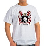 Lichtfuss Coat of Arms Ash Grey T-Shirt