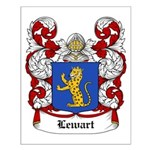 Lewart Coat of Arms Small Poster