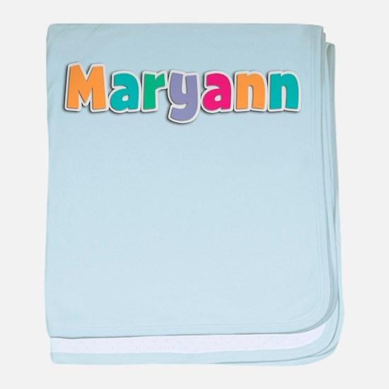 Maryann baby blanket