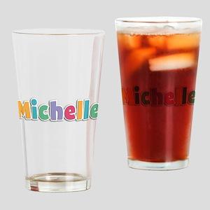 Michelle Drinking Glass