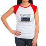 Revoradio 104.1 Fm Women's Cap Sleeve T-Shirt