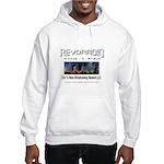revoradio 104.1 Fm Hooded Sweatshirt