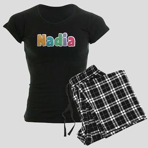 Nadia Women's Dark Pajamas
