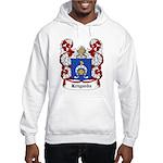 Krzywda Coat of Arms Hooded Sweatshirt
