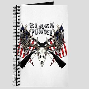 Black powder buck Journal