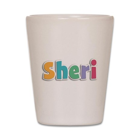 Sheri Shot Glass