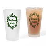 Potions Master Drinking Glass