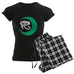 LunaSees Women's Dark Pajamas
