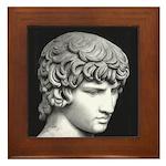 Antinous Framed Tile