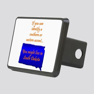 accent Rectangular Hitch Cover