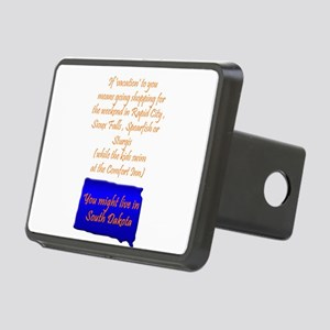 vacationNsd Rectangular Hitch Cover