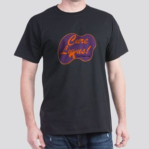 CureLupusOrange Dark T-Shirt