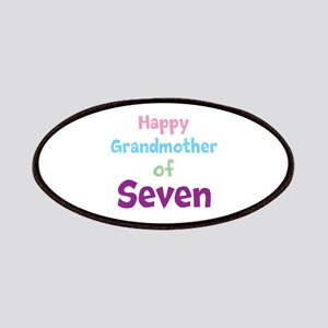 Personalized Grandmother Patches