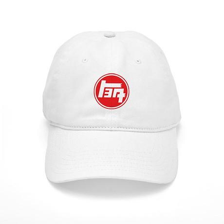 Cap - TEQ logo - red