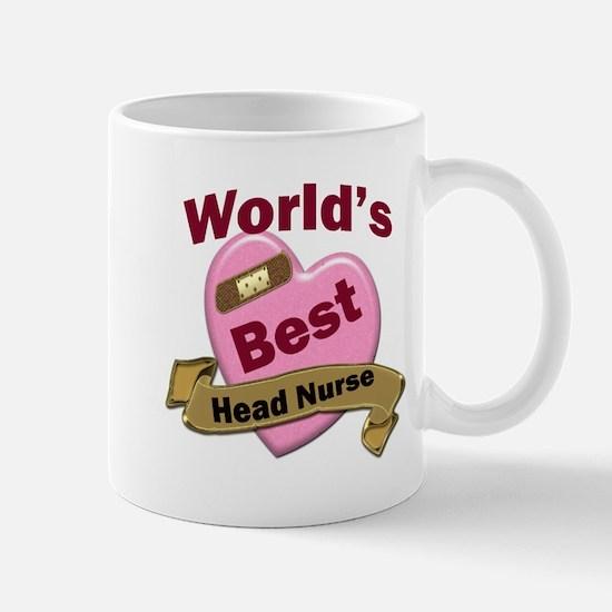 Cool Head nurse Mug