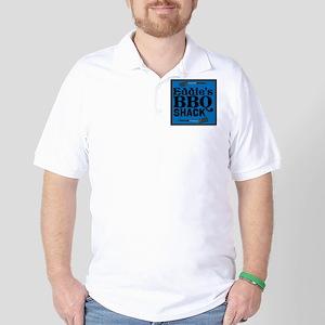 Personalized BBQ Golf Shirt