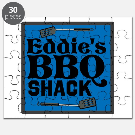 Personalized BBQ Puzzle