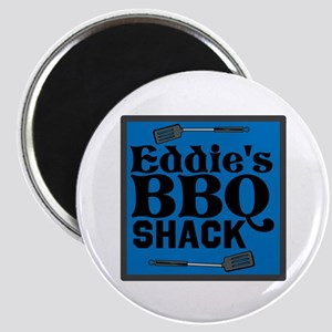 Personalized BBQ Magnet