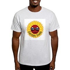 Garden Geek Ash Grey T-Shirt
