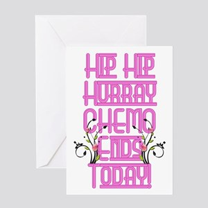 Chemo greeting cards cafepress cancer chemo over greeting card m4hsunfo