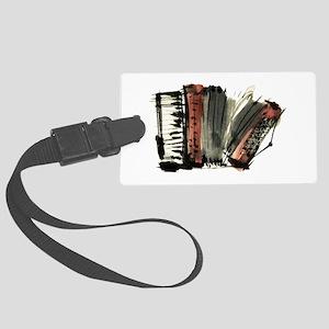 accordion Large Luggage Tag