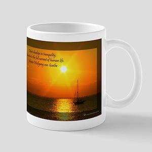 Lifes Current Mug