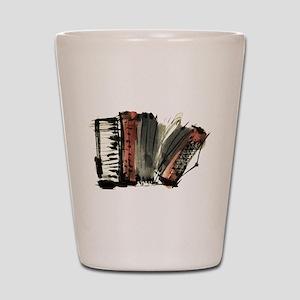 accordion Shot Glass