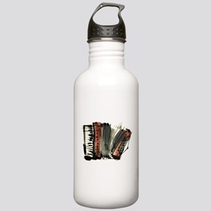 accordion Stainless Water Bottle 1.0L
