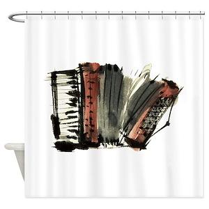 Gari Shower Curtains