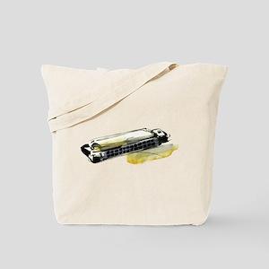 harmonica Tote Bag