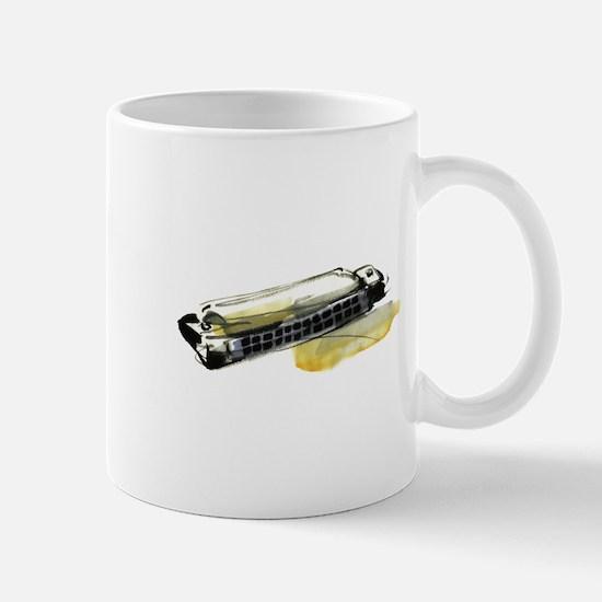 harmonica Mug