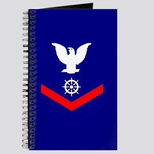 Quartermaster Third Class<BR> Log Book