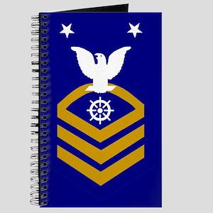 Master Chief Quartermaster<BR> Log Book