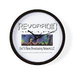 Revoradio 104.1 Fm Wall Clock