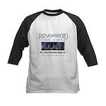 Revoradio 104.1 Fm Kids Baseball Jersey