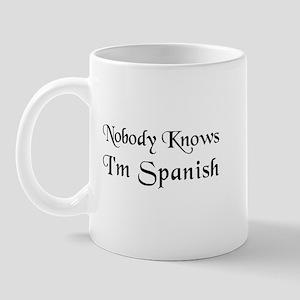 The Spanish Mug