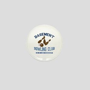 Basement Bowling Club Mini Button