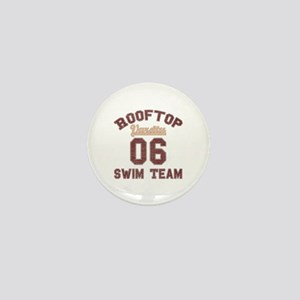 Varsity Rooftop Swim Team Mini Button