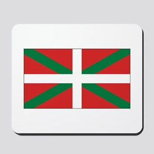 Basque Flag Mousepad