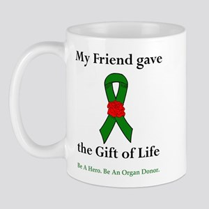 Friend Donor Mug