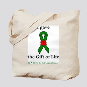 I Donor Tote Bag