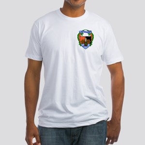 Sofa King Movers<BR> Fitted T-Shirt 1
