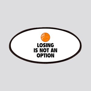Losing is not an option Patches